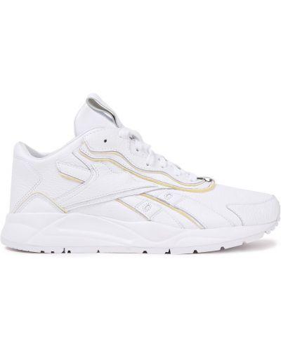 Кожаные кроссовки - белые Reebok X Victoria Beckham