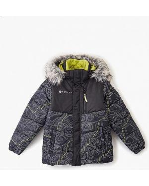 Черная куртка Luhta