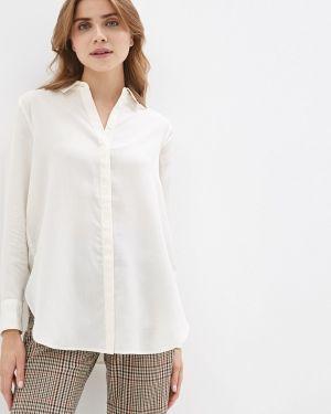 Рубашка с длинным рукавом белая Banana Republic