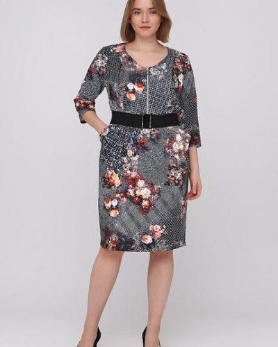 Комбинированное платье Margo