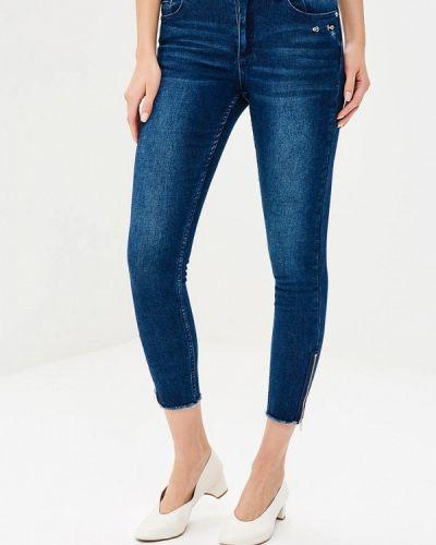 Синие джинсы Jennyfer