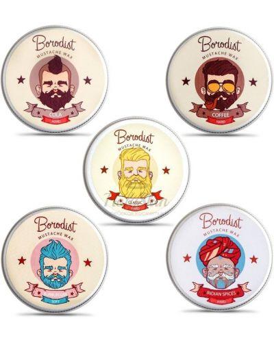 Воск для бороды Borodist