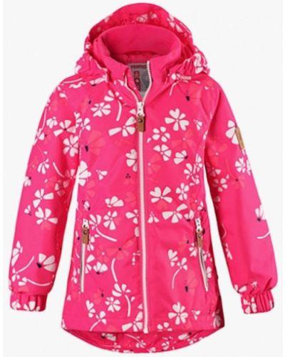 Куртка розовый весенняя Reima