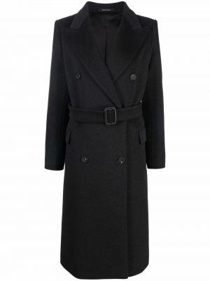 Серое пальто с карманами Tagliatore