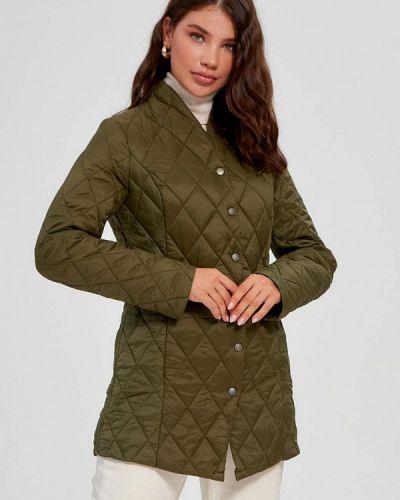 Утепленная куртка - хаки Marco Bonne