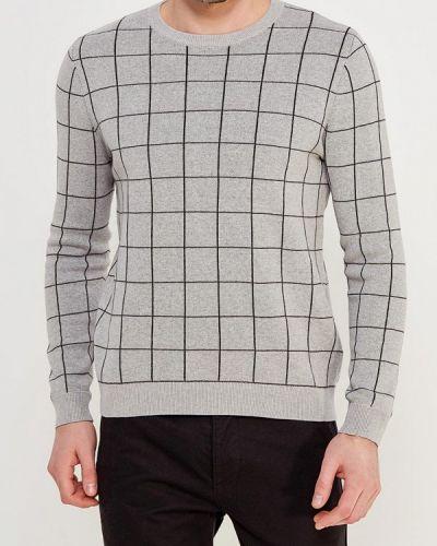 Серый джемпер Burton Menswear London