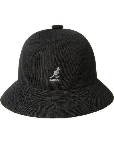 Czarny kapelusz Kangol