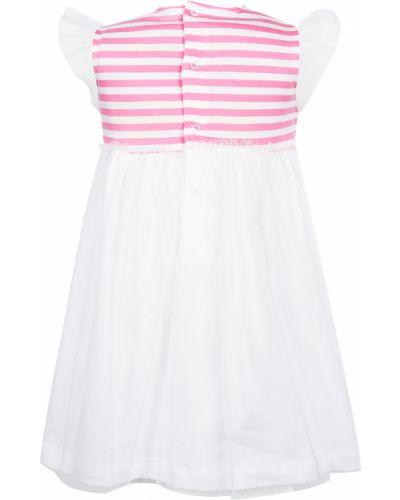 Платье - белое Il Gufo