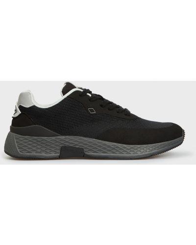 Кроссовки - черные Replay
