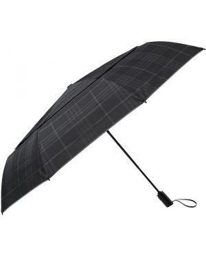 Зонт в клетку серый Henderson
