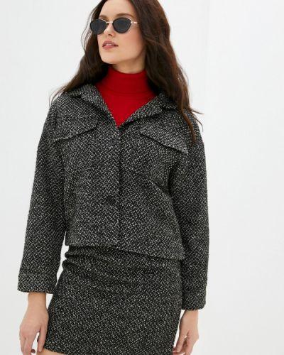 Черный пиджак B.style