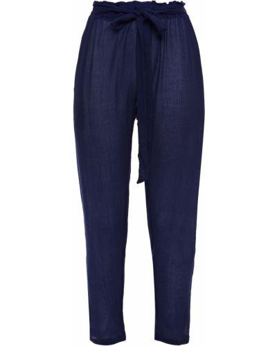 Spodnie z paskiem Eberjey