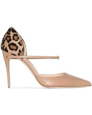 Туфли-лодочки с пряжкой Jennifer Chamandi