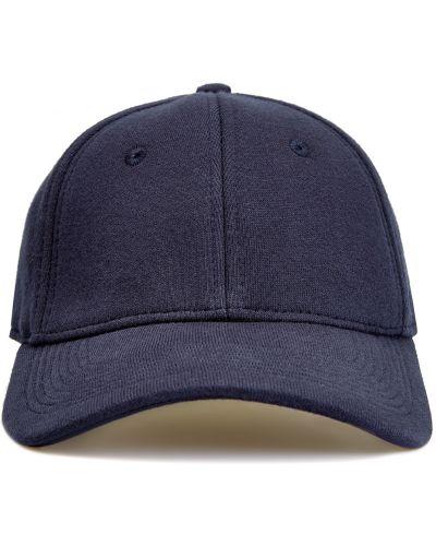 Синяя бейсболка Bikkembergs