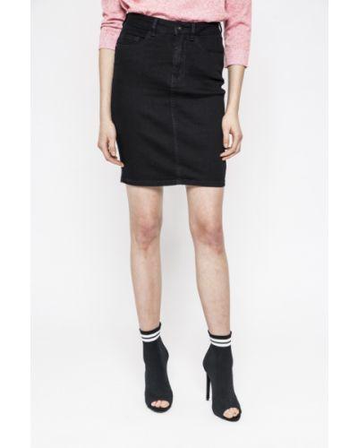 Джинсовая юбка на пуговицах карандаш Vero Moda