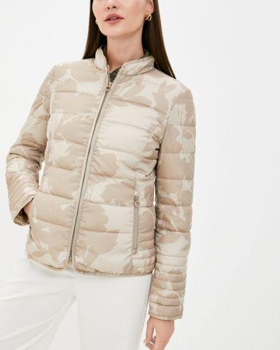 Утепленная куртка - бежевая Gerry Weber