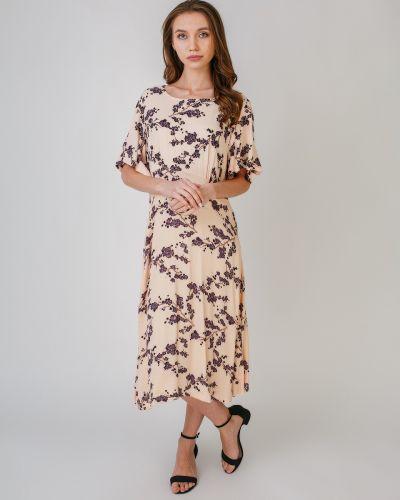 Платье миди с короткими рукавами Numph