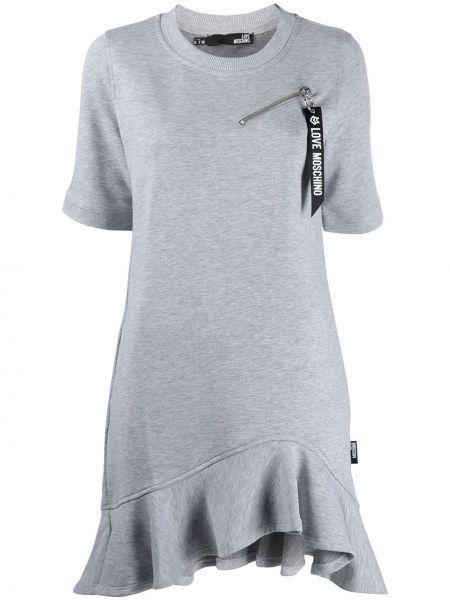 Платье платье-рубашка платье-майка Love Moschino