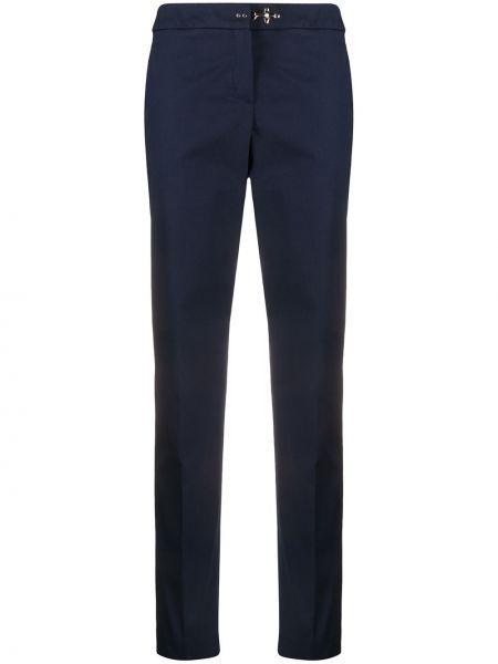 Укороченные брюки чиносы с карманами Fay