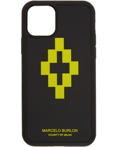 Пересекать с логотипом Marcelo Burlon County Of Milan