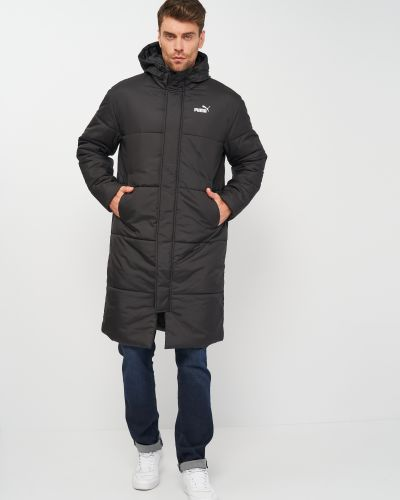 Длинная куртка - черная Puma