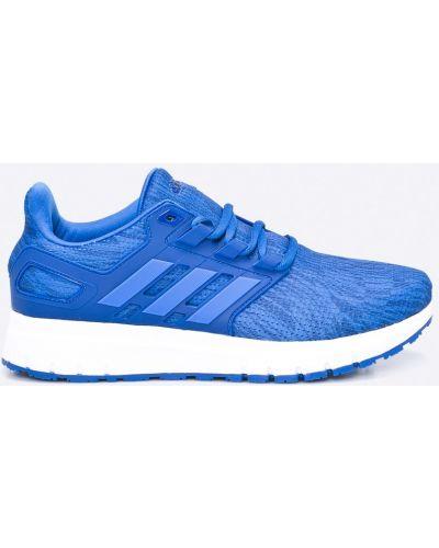 Синие кроссовки Adidas Performance