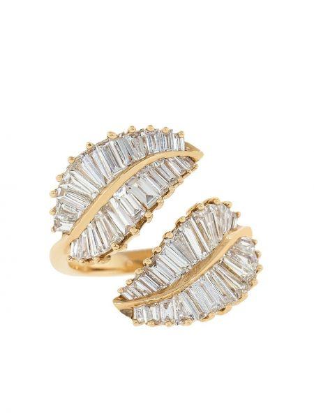 Pierścień ze złota z diamentem Anita Ko
