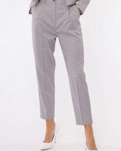 Прямые брюки - серые Vladi Collection
