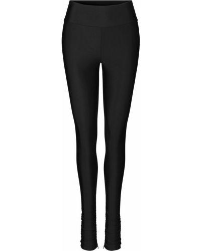 Czarne legginsy Ravn