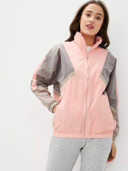 Куртка весенняя розовая Brave Soul