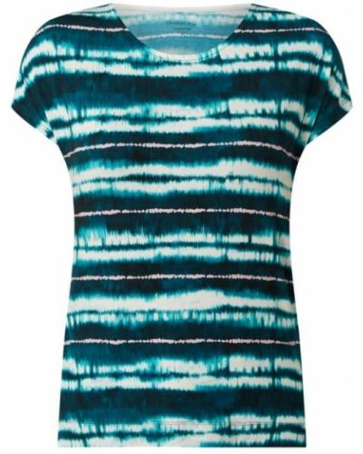 Zielona bluzka z wiskozy Christian Berg Women