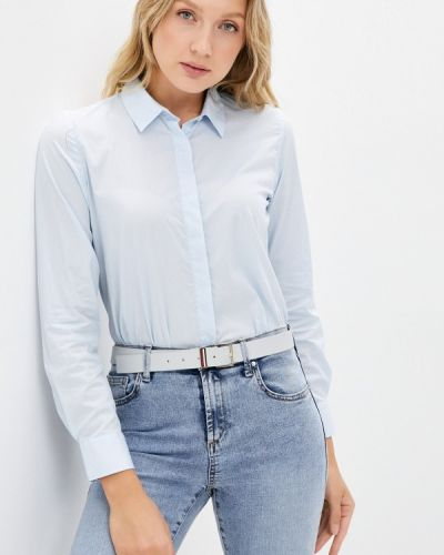 Рубашка с длинным рукавом - голубая Felix Hardy