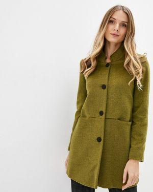 Пальто - зеленое Adl