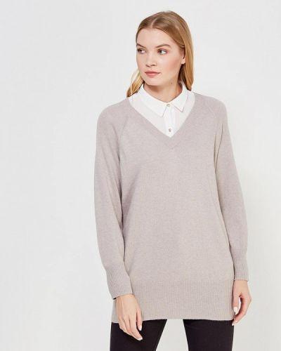 Бежевый пуловер 2018 Delicate Love