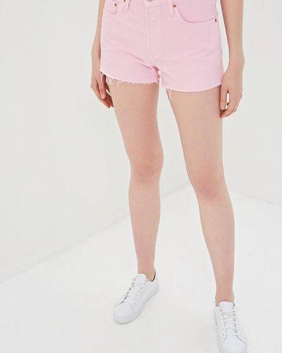 Джинсовые шорты розовый Levi's®