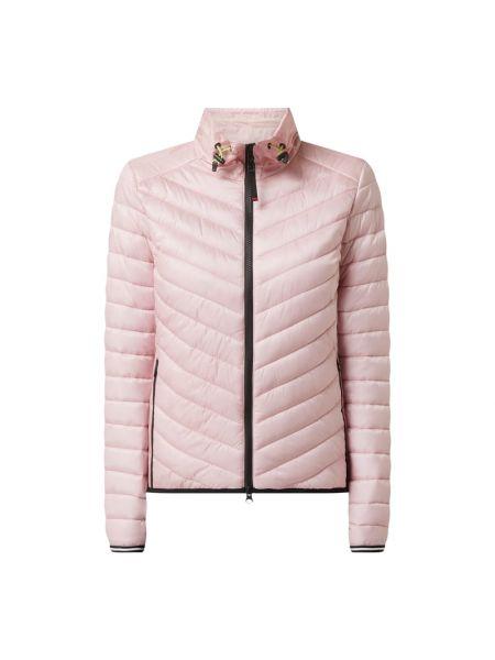 Różowa kurtka pikowana Bogner Fire + Ice