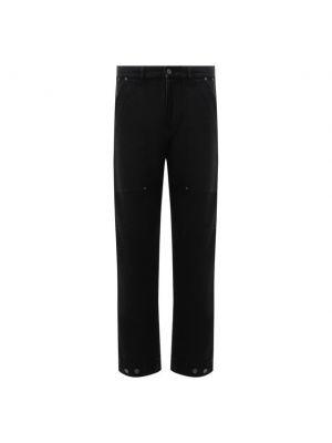 Черные итальянские брюки Palm Angels