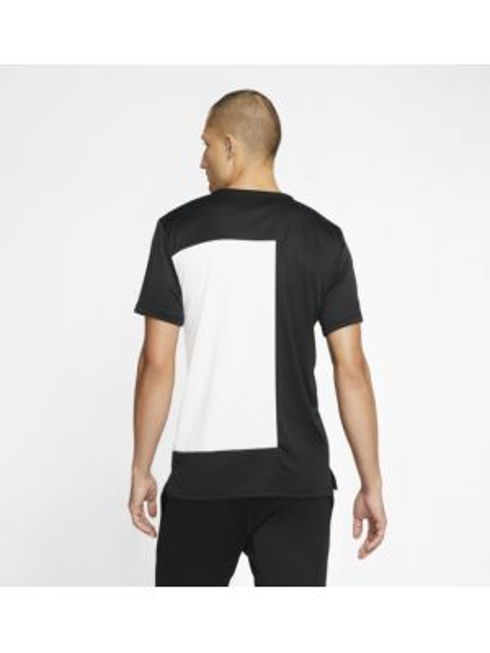 Koszula krótkie z krótkim rękawem z cięciem Nike