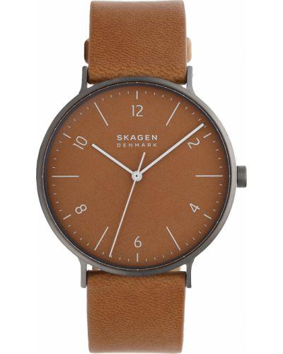 Szary zegarek Skagen