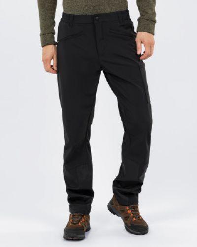 Спортивные брюки утепленные черные Outventure