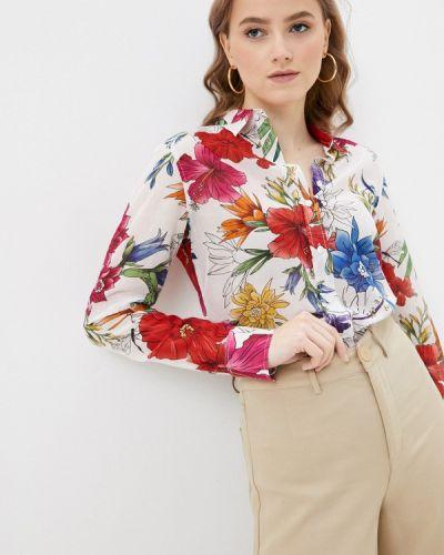 Блузка - белая Gant