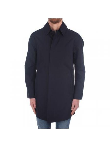 Płaszcz przeciwdeszczowy niebieski Kired