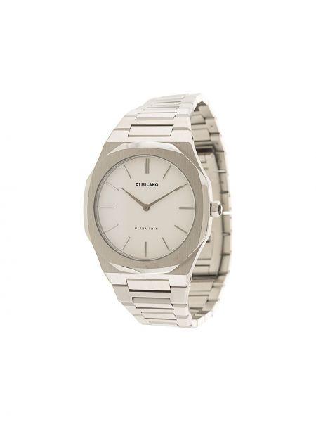 Часы серебряный D1 Milano