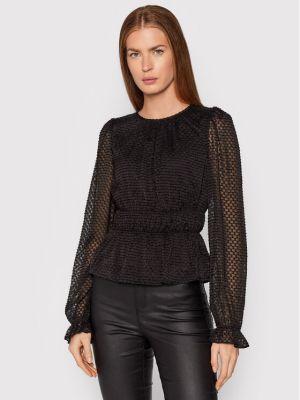 Bluzka - czarna Vero Moda