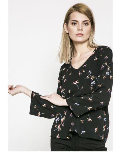 Блузка прямая с V-образным вырезом Jacqueline De Yong