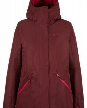 Утепленная куртка длинная Outventure