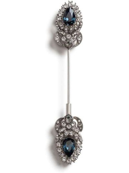 Srebro broszka ze srebra Dolce And Gabbana