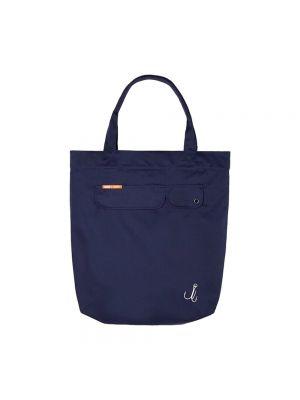 Niebieska torba Karhu