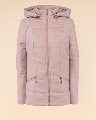 Утепленная куртка - розовая Dizzyway