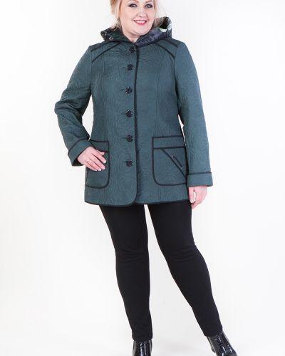 Утепленная куртка демисезонная черная Lacywear